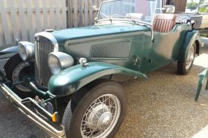 Triumph Scorpion 1932 in Moreton, QLD  Photo