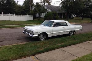 1963 Chevrolet Impala SS 327 with A/C