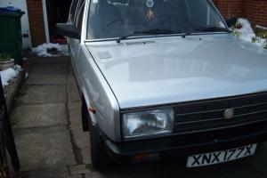 FIAT 131 SUPER MIRAFIORI 1982, 2.0CC 1 OWNER FROM NEW 77,000 MILES