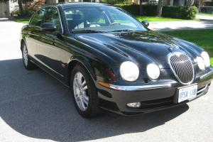 Jaguar : S-Type 4.2L V8