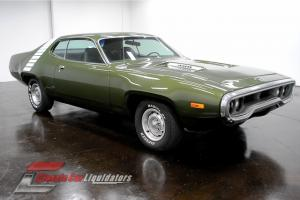 1972 Plymouth Roadrunner 383 Big Block Automatic PS CHECK THIS ONE OUT