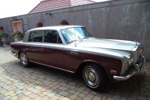 1973 ROLLS-ROYCE SILVER SHADOW .... Vintage Touring Sedan
