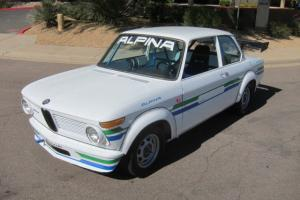 1967 BMW 1600 ALPINA Track Car, 1.6L, 4 Speed, Roll Cage Track Tires, Buy it now
