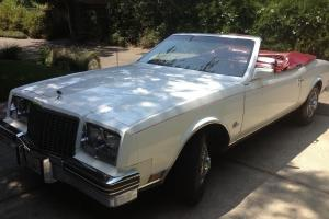1982 Buick Riviera Convertible in Original Condition!