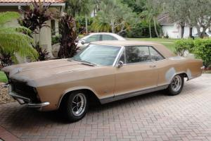 1965 Buick RIVIERA  !!!RUNS EXCELLENT!!!