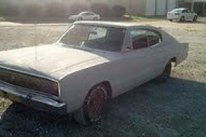1967 DODGE CHARGER GREAT BUILDER SOLID RUNS EXTRA PARTS