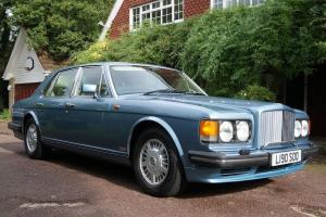 1994 BENTLEY TURBO R AUTO BLUE IMMACULATE CAR  Photo