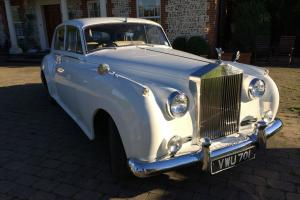 1959 Bentley S1 rebadged as RR Silver Cloud