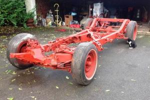 Bentley S1 Project Rolling Chassis Special 1956 - unique opportunity  Photo