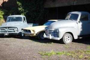 1953 CHEVY PICK-UP TRUCK