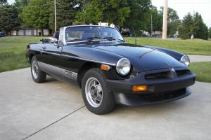 1980 MGB Limited Edition, Convertible, Low mileage, Very Good Condition