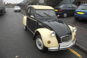 Citroen 2CV6 Dolly - Blueberry and Cream - 1986 - MOT and Tax