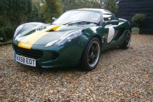LOTUS ELISE S2 JIM CLARK TYPE 25 SC  Photo