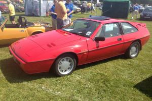 1986 LOTUS EXCEL S.A. may take p.x WHY  Photo