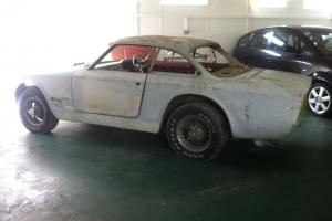 1963/4 Maserati 3500gtis barn find, restoration project, classic, rolling shell,