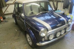 2000 X REG ROVER MINI COOPER SPORT 44 000 MILES ONE OF THE LAST HPI CHECKED  Photo