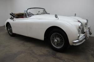 1960 Jaguar XK150 Drophead Coupe - with Matching Numbers and Factory Overdrive