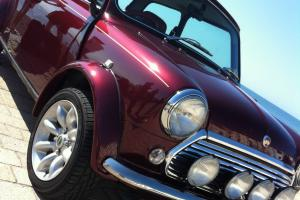 CLASSIC ROVER MINI 40 - RARE - FACTORY JOHN COOPER CONVERSION - FULLY RESTORED  Photo