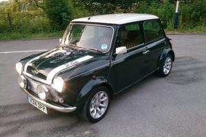 1999 classic Rover John Cooper Mini le 40 rare  Photo