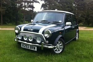1997 ROVER MINI COOPER classic 1275cc 19,390 MILES FROM NEW