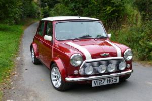1999 Rover Mini 1.3 MPI In Stunning Condition And On Just 12500 Miles From New