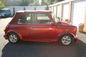 Limited Edition Classic Mini Cabriolet