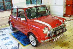 2000 Rover Mini Cooper Sport On Just 5200 Miles From New