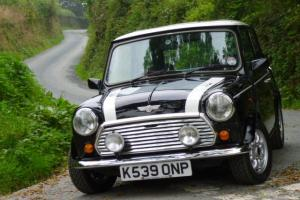 1992 Rover Mini Cooper RSP 1 0f 1050. Just 6400 Miles From New  Photo
