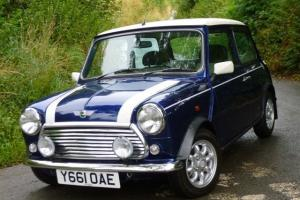 2001 Rover Mini Cooper On 28000 Miles From New And Just One Owner