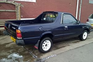 Subaru 4WD PICK UP very low miles and immaculate