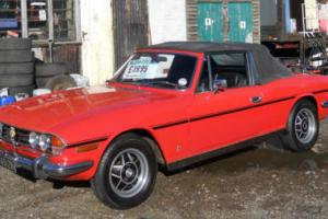 Triumph stag 1971  Photo