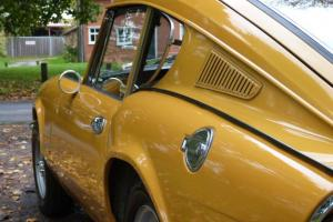 1972 TRIUMPH GT6 SAFFRON, ORIGINAL UNRESTORED CAR