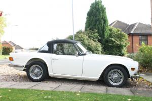 TRIUMPH TR6 1971 150BHP Fuel Injection