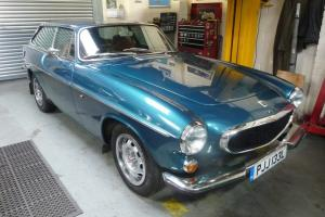 Very solid tax exempt manual Volvo 1800ES
