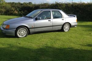Sierra Sapphire Cosworth Moonstone Blue,Genuine Car,  Photo