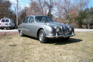 Jaguar S-TYPE rust free 4 speed gearbox Photo