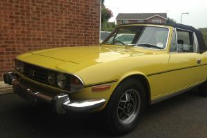 TRIUMPH STAG V8 ENGINE MANUAL GEARBOX / OVERDRIVE 1976 POSS PART EXCHANGE  Photo