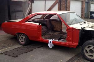 1966 Mercury Comet 2 door unfinished project