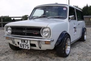 classic mini,clubman estate 1340cc