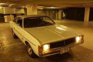 Valiant Chrysler Charger 1976 VK XL 4SPD 265HEMI 4 3L in Sydney, NSW
