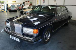 Rolls Royce Silver Spirit 1985 Only 71000 Miles With 29 Service Stamps Shadow