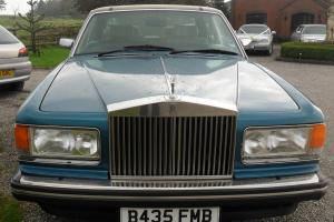 Rolls Royce Silver Sprit 1985  Photo