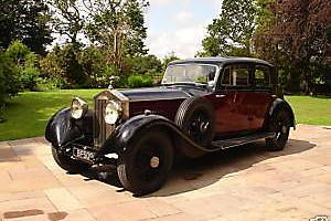 ROLLS ROYCE PHANTOM II Sports Saloon 1929 may take px  Photo