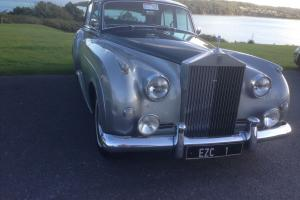 Rolls Royce Silver Cloud 2 - 1961