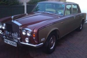 1976 rolls royce silver shadow 1  Photo