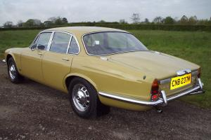 Jaguar XJ6 series 2 SWB - ONLY 35,000 miles - Stunning Condition - TAX EXEMPT