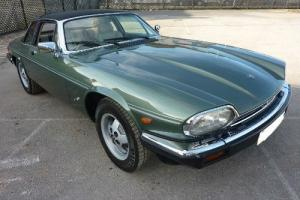Jaguar XJS Sports/Convertible Green eBay Motors #171167528918