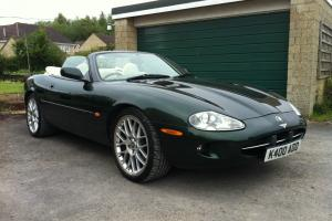 1997 Jaguar XK8 4.0 Automatic - Rare British Racing Green Convertible
