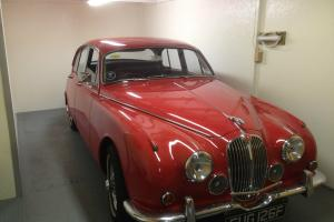 jaguar 340s / mk11  Photo
