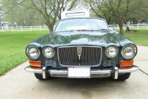 1973 Jaguar XJ12 Series 1